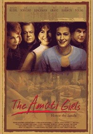 The Amati Girls - Image: The Amati Girls