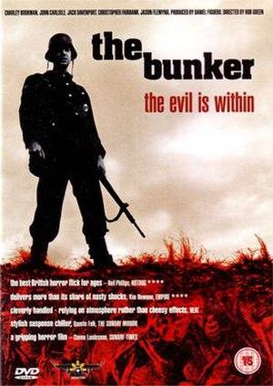 The Bunker (2001 film) - UK DVD cover