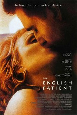 The English Patient (film) - Theatrical release poster