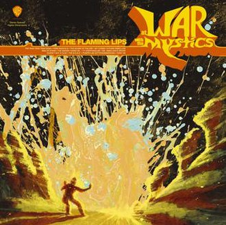 At War with the Mystics - Image: The Flaming Lips At War with the Mystics