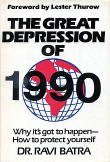 The Great Depression of 1990 - Wikipedia