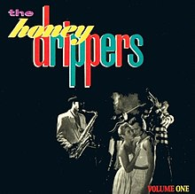The Honeydrippers - The Honeydrippers, Volume One.jpg
