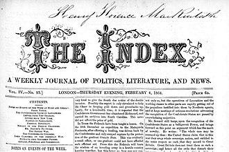 James Williams (ambassador) - The Index Newspaper