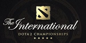 The International 2015 - Image: The International logo (2015)