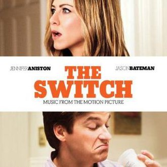 The Switch (2010 film) - Image: The Switch Cover