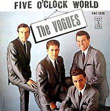Five O'Clock World (album) - Wikipedia