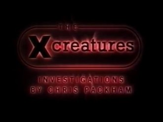 The X Creatures - Title card