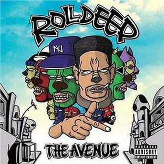 The Avenue (song) - Image: Theavenue