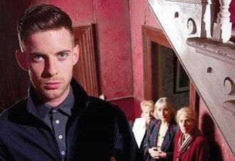 Thirteen Steps Down (TV series) - Luke Treadaway, Anna Calder-Marshall, Gemma Jones, and Geraldine James