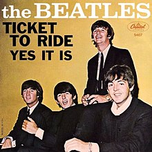 The Beatles — Ticket to Ride (studio acapella)