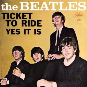 Ticket to Ride - Image: Ticket to Ride