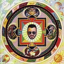 Original album artwork by Mark Ryden