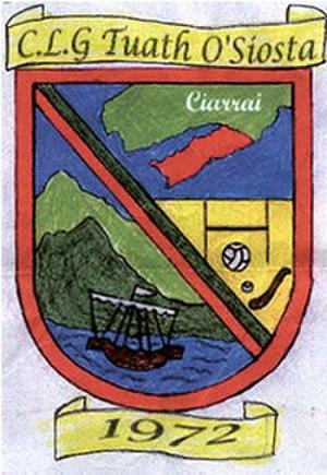 Tuosist GAA - Image: Tuosist crest
