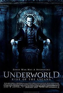 Underworld - Rise of the Lycans (2009) (In Hindi) SL VBB - Michael Sheen, Bill Nighy, Rhona Mitra, Steven Mackintosh, Alex Carroll, Kevin Grevioux, Leighton Cardno