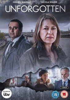<i>Unforgotten</i> British crime drama series