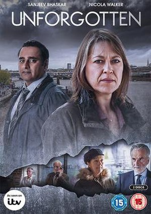 Unforgotten - DVD cover