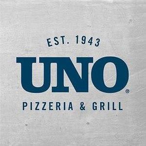 Uno Pizzeria & Grill - Image: Uno Chicago Grill Logo 2015