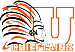 Utica High School Chieftains logo.png
