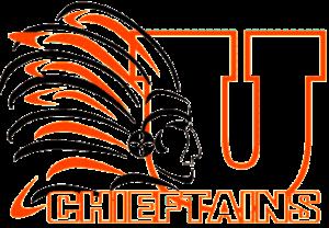 Utica High School (Michigan) - Image: Utica High School Chieftains logo