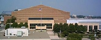 Community Choice Credit Union Convention Center - Image: Vets Auditorium