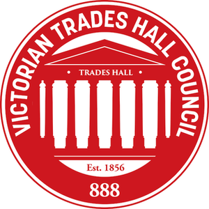 Victorian Trades Hall Council - Image: Victorian Trades Hall Council logo