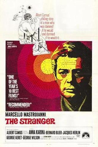 The Stranger (1967 film) - Image: Visconti the stranger