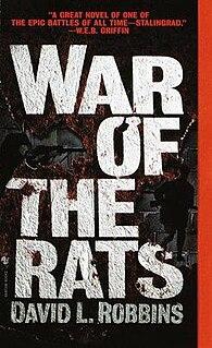 <i>War of the Rats</i> book