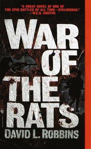 War of the Rats - The War of the Rats book cover