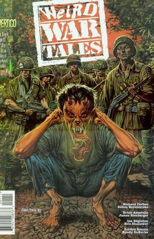 Weird War Tales - Image: Weird War Tales 1997 1