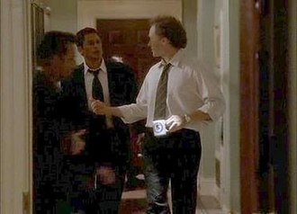 The West Wing - Image: Westwing trackingshot