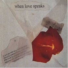 When Love Speaks album cover.jpg