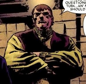 Ox (comics) - Image: Whiteox