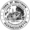 Official seal of Whitman, Massachusetts