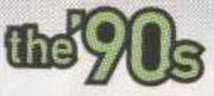 '90s on 9 - Former XM logo as The '90s prior to Sirius/XM merger on November 12, 2008.