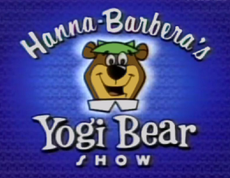The New Yogi Bear Show - Title card for 1988 series
