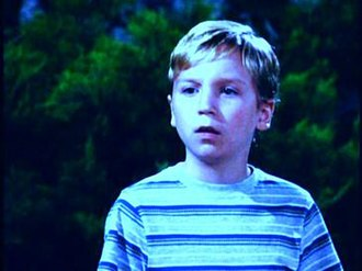Shawn Brady - Tanner Maguire as the younger Shawn Brady.