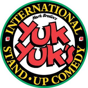 Yuk Yuk's - Yuk Yuk's Logo.