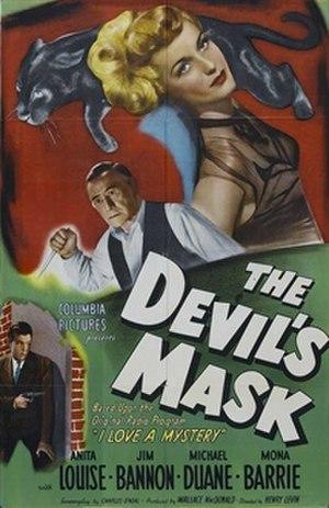 "The Devil's Mask - Image: ""The Devil's Mask"" (1946)"