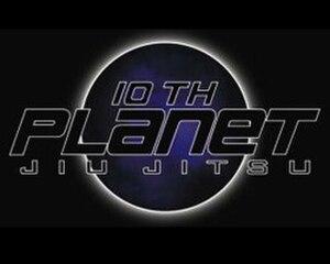 10th Planet Jiu-Jitsu - 10th Planet Jiu-Jitsu logo