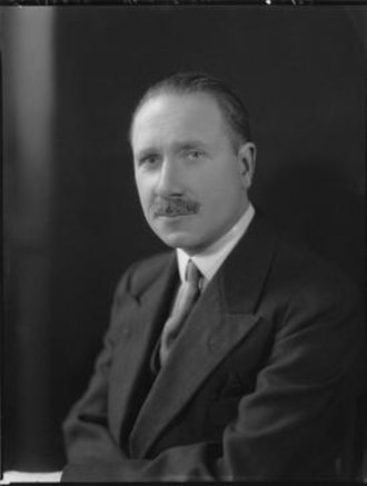 Alfred Bossom - Image: 1929 Alfred Bossom