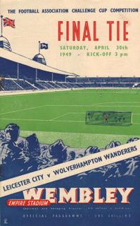 1949 FA Cup Final Football match