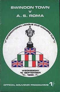 1969 Anglo-Italian League Cup Football match
