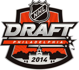 2014 NHL Entry Draft - Image: 2014 NHL Draft