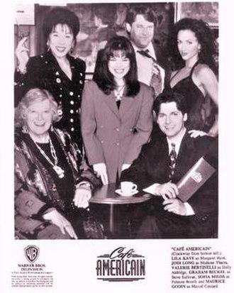 Café Americain - Main cast