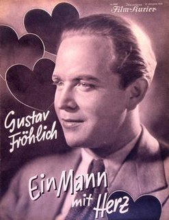 <i>A Man with Heart</i> 1932 film by Géza von Bolváry