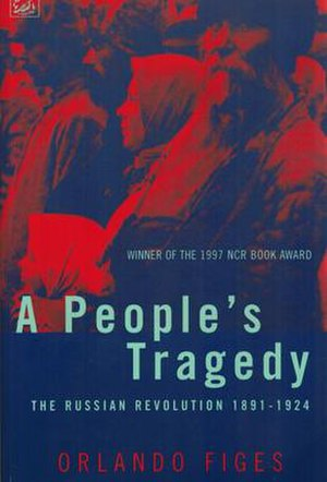 A People's Tragedy - Image: A People's Tragedy cover