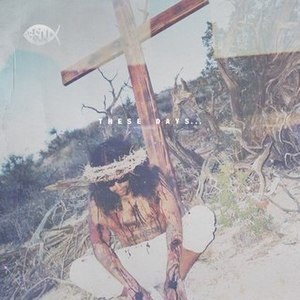 These Days... (album) - Image: Ab Soul, 'These Days…', front cover art, May 30, 2014