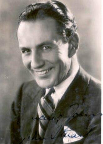 John Stuart (actor) - Image: Actor John Stuart