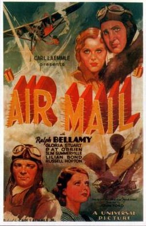 Air Mail (film) - Theatrical Film Poster