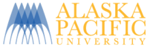 Alaska Pacific University logo.png